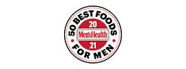 Men's Health Best Foods for Men Award