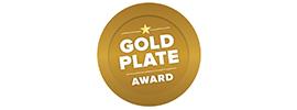 Gold Plate Award