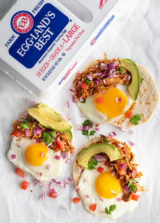 Akhila Shekhar pepper delight egglands fried egg tacos 1 6 30 2021