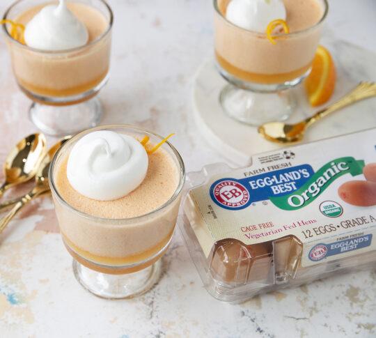 RI Orange Cream 1 2 3 dessert cups 2242