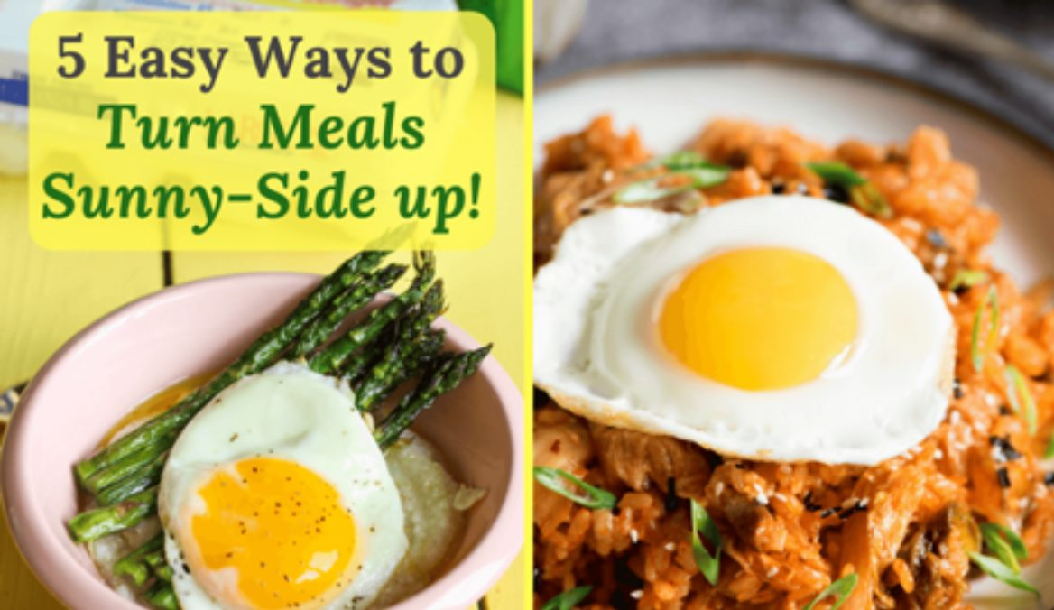 5 Ways to 'Put an EB Egg on It'