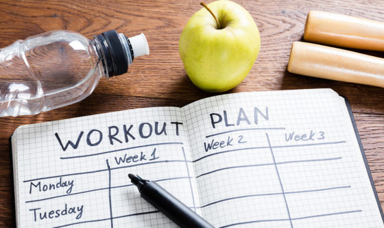 How to Match Your Nutrition Plan to Your Training Plan