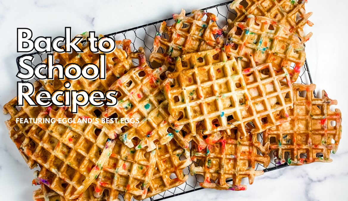 Back to School Recipes for your Little Ones