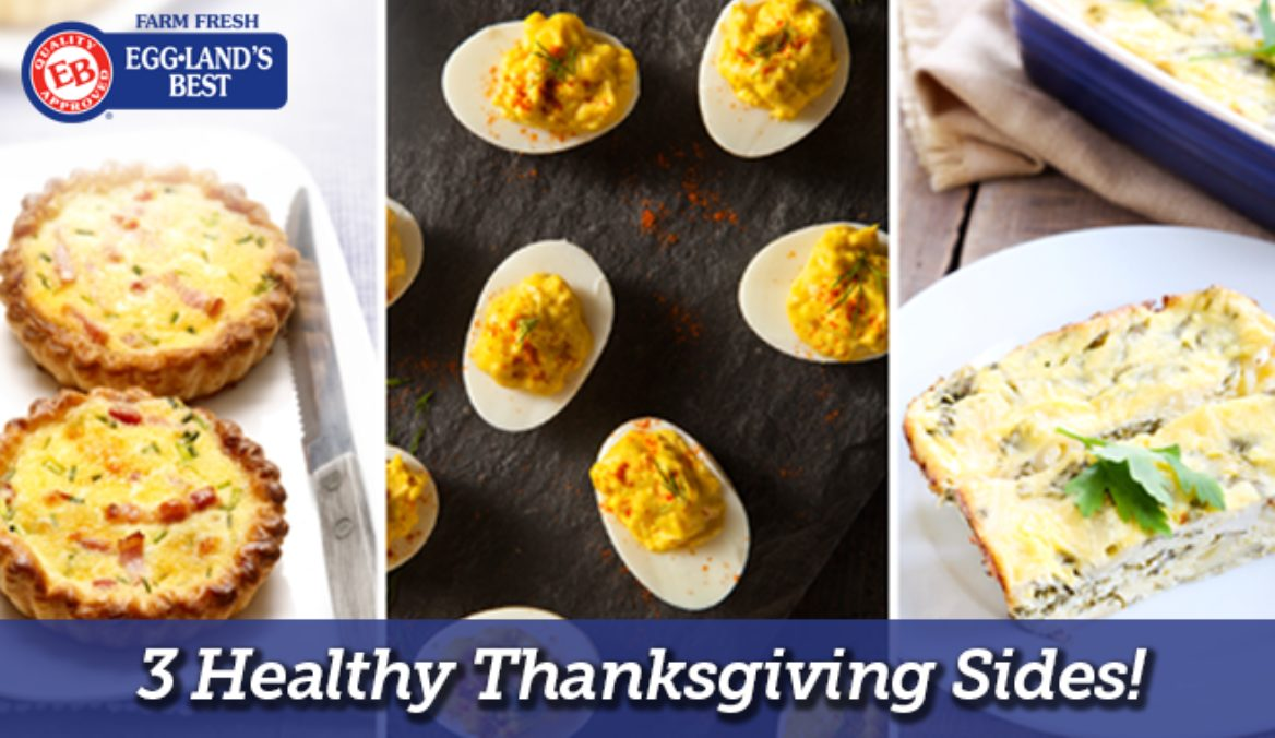 3 Healthy Thanksgiving Sides Your Family Will Love