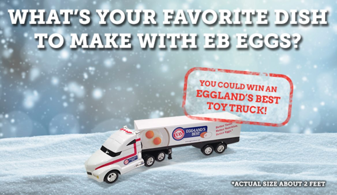 What's Your Favorite Dish to Make with EB Eggs?