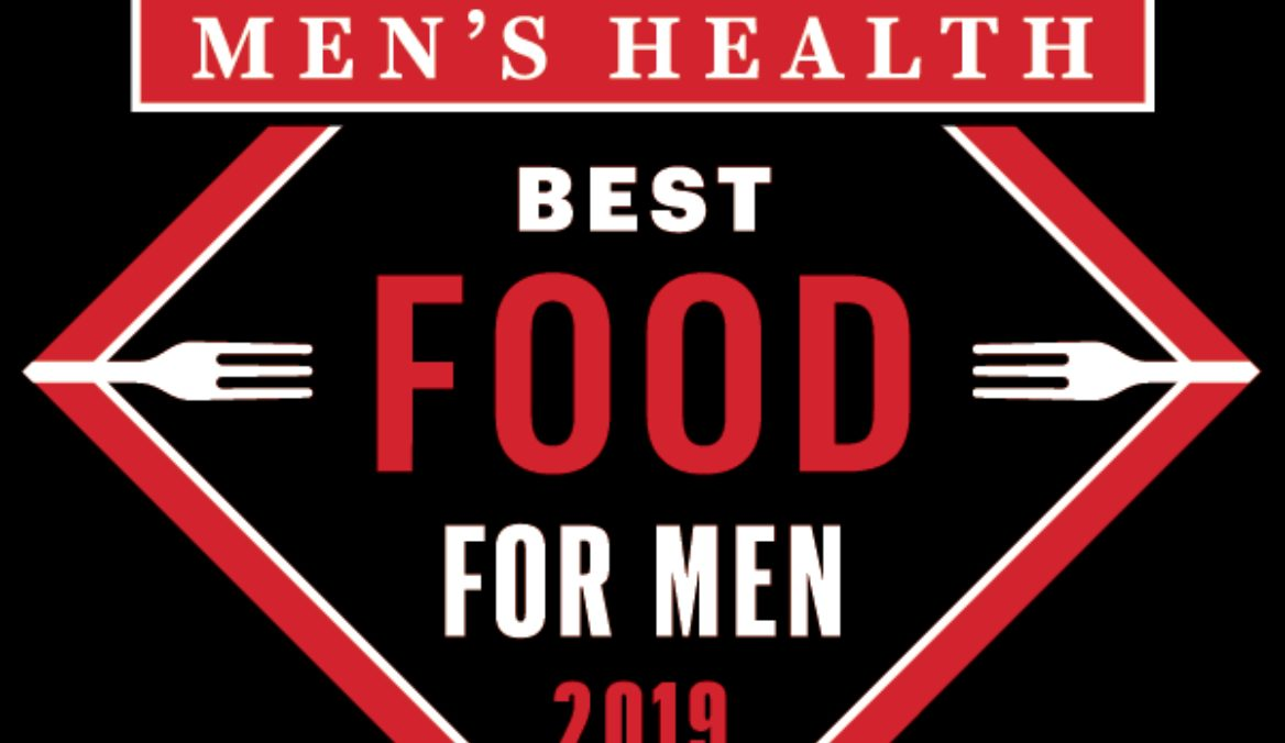 Men's Health Honors Eggland's Best with 2019 Best Foods for Men Award