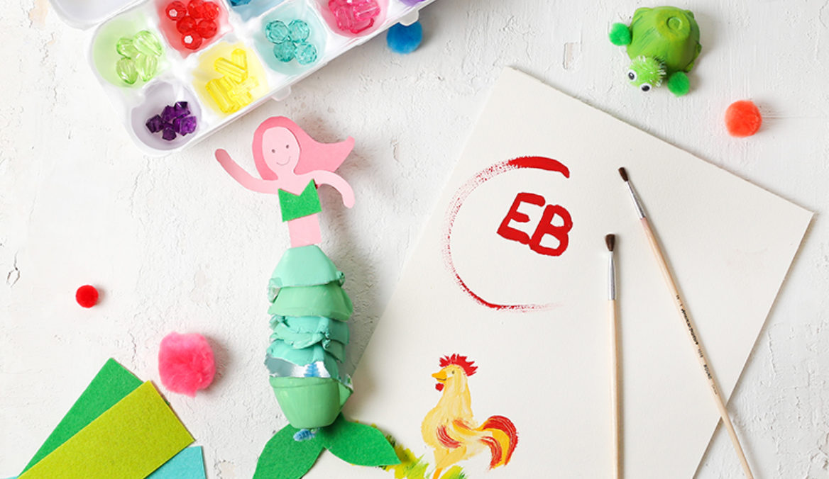 The Best Egg Carton Crafts to Reuse your EB Cartons