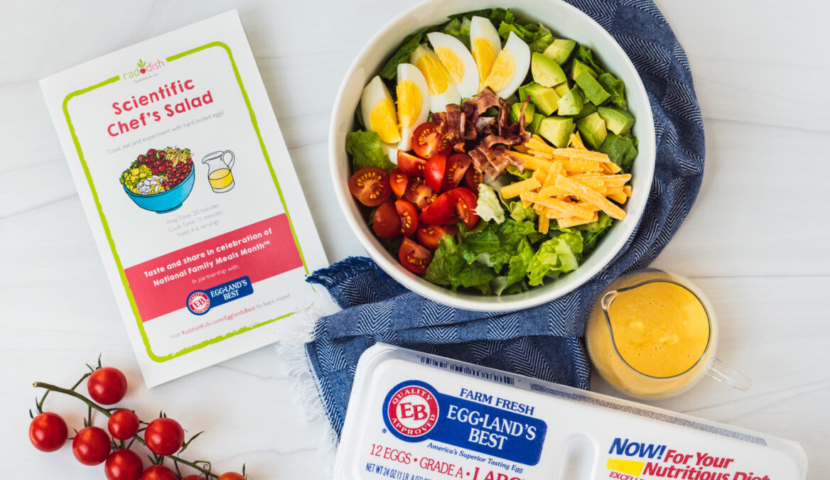 There's Still Time! Last Call to Enter the Eggland's Best Share a Better Family Meal Sweepstakes