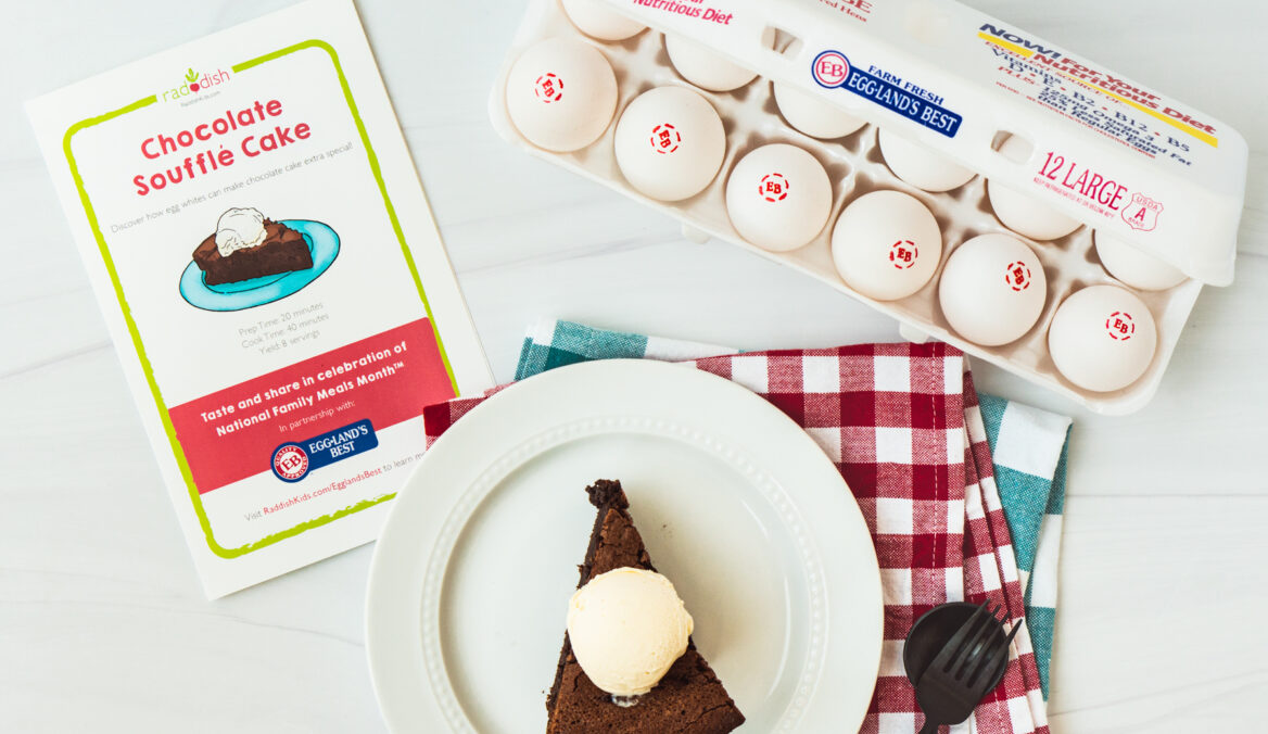 Calling All Families! Don't Forget to Enter the Eggland's Best Share A Better Family Meal Sweepstakes