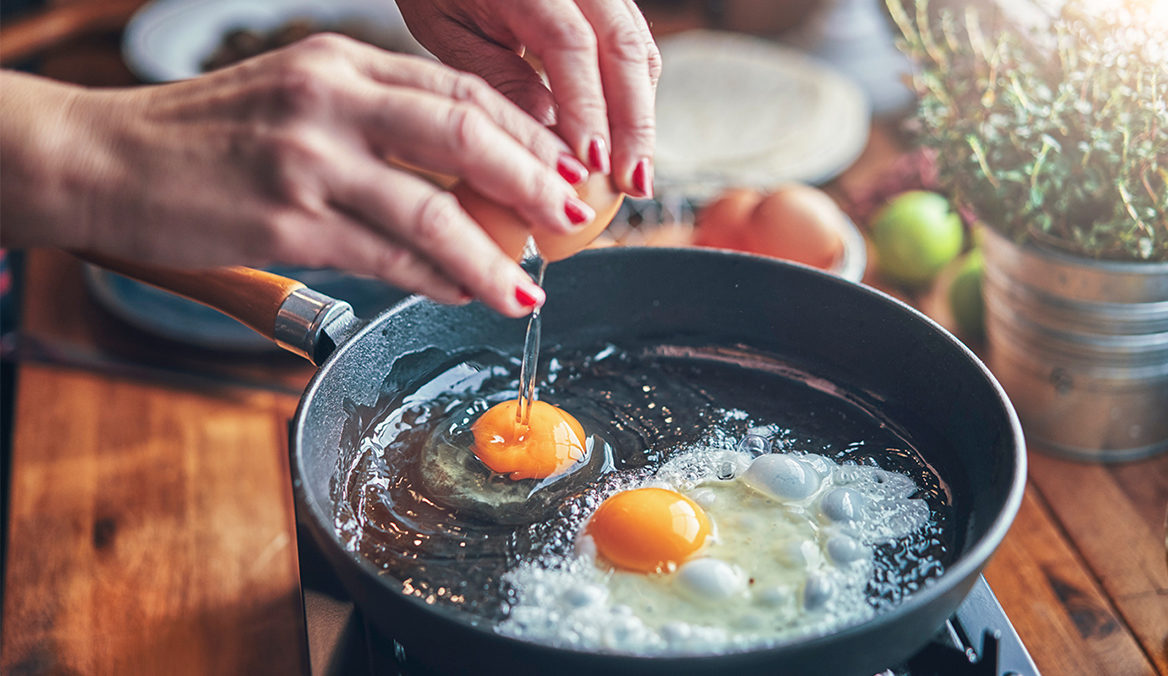 These Eggs Stay Fresher than Ordinary Eggs- Here's Why