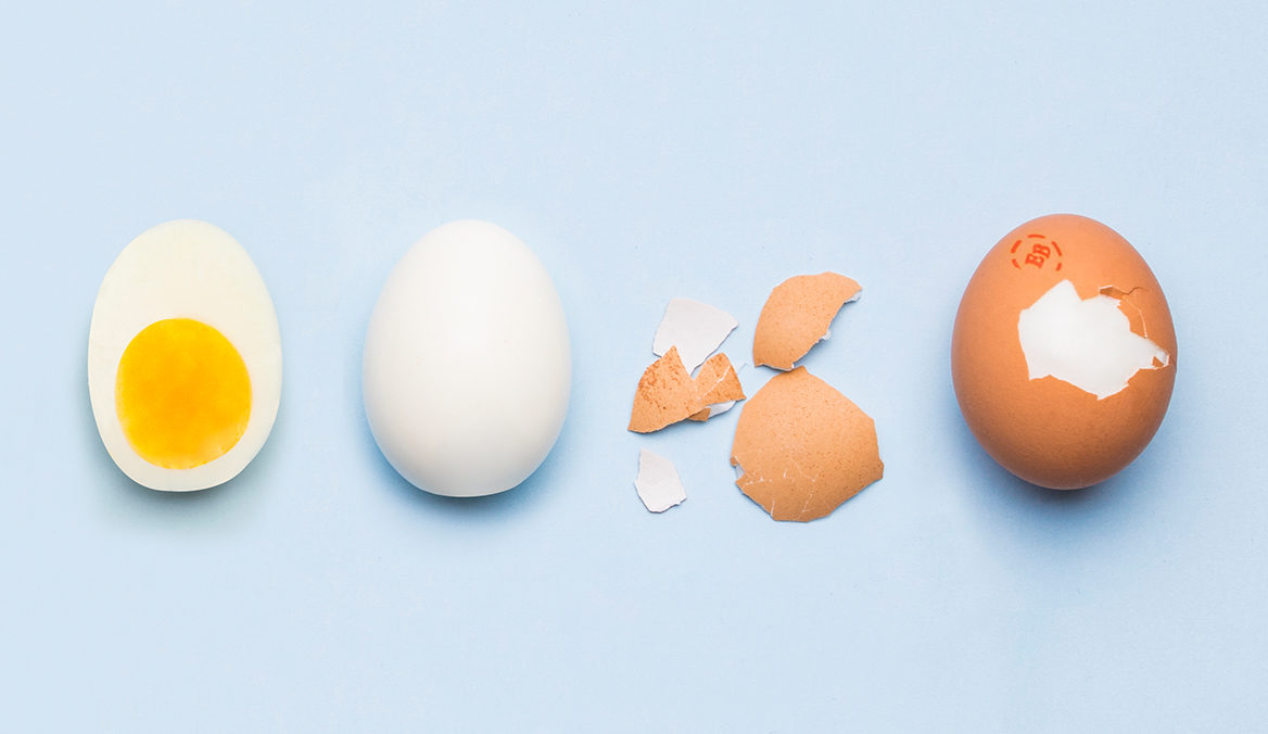 Healthy Eating to Soothe Your Skin with Eggland's Best