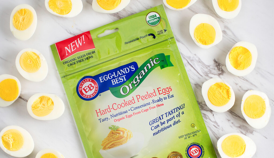 Men's Health Again Honors Eggland's Best With 2020 Best Foods For Men Award
