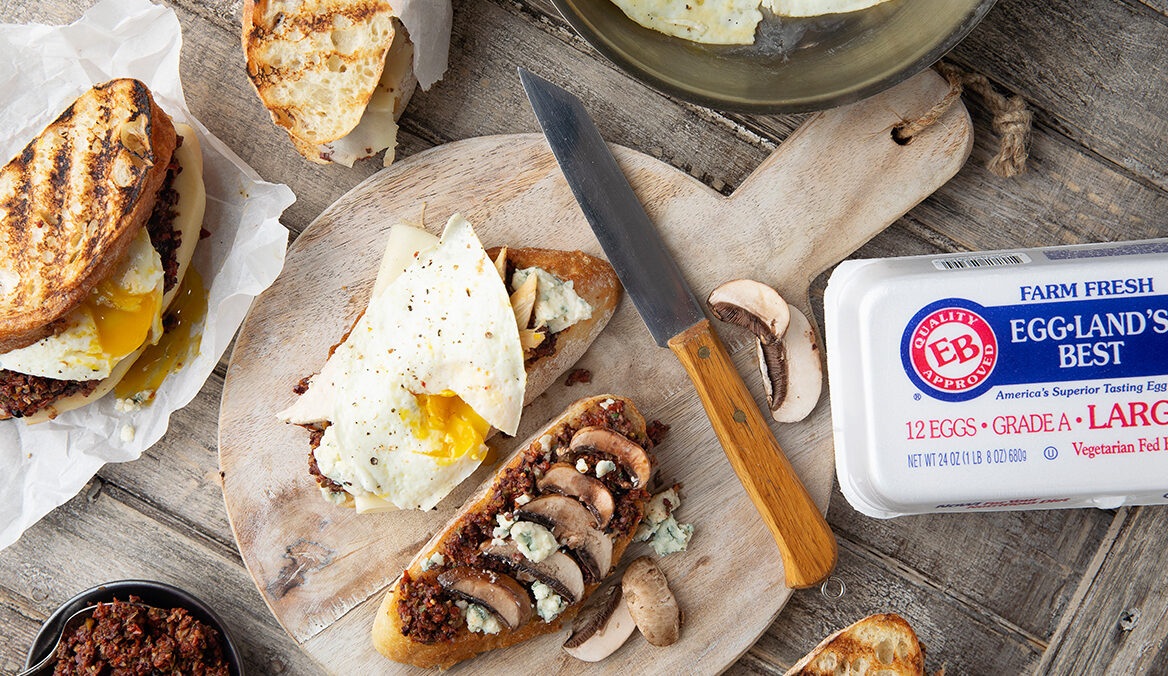 """Eggland's Best Announces Southwest Semi-Finalists in the """"America's Best Family Recipe"""" Contest 2020"""