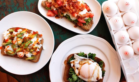 3 Breakfast Toasts To Fuel Your Mornings