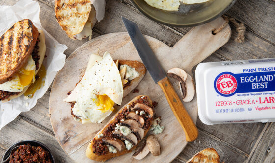 "Eggland's Best Announces Southwest Semi-Finalists in the ""America's Best Family Recipe"" Contest 2020"