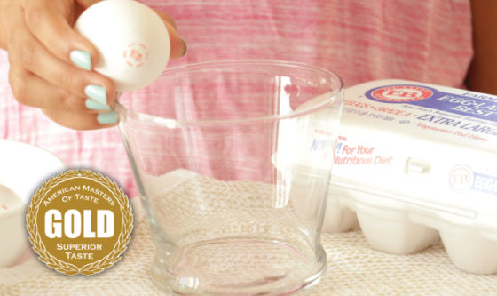 """EB is Awarded """"The American Masters of Taste"""" Gold Medal Seal"""