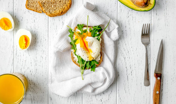 How to Perfectly Poach an EB Egg