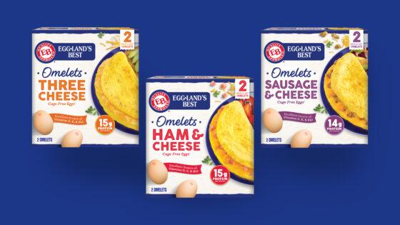 Eggland's Best Omelets