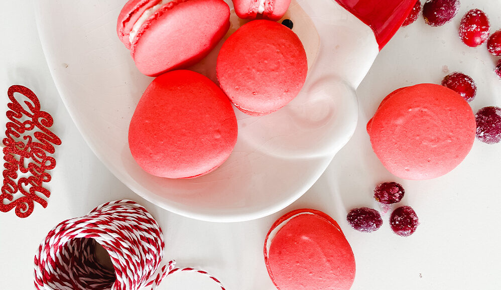 Photo of Easy Holiday Macarons