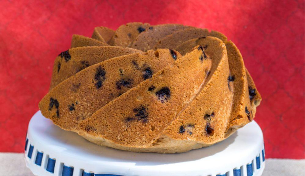 Southern Blueberry Cake