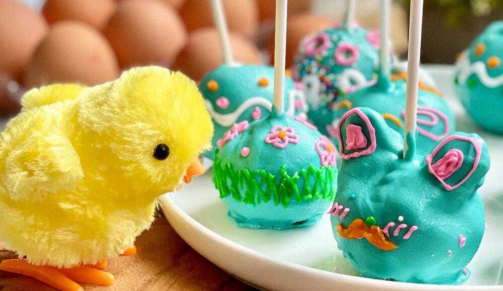 Photo of Easter Cake Pops