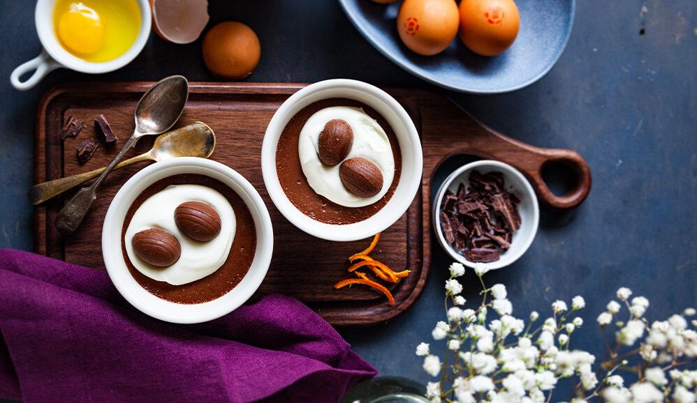 Photo of Chocolate Pots de Creme