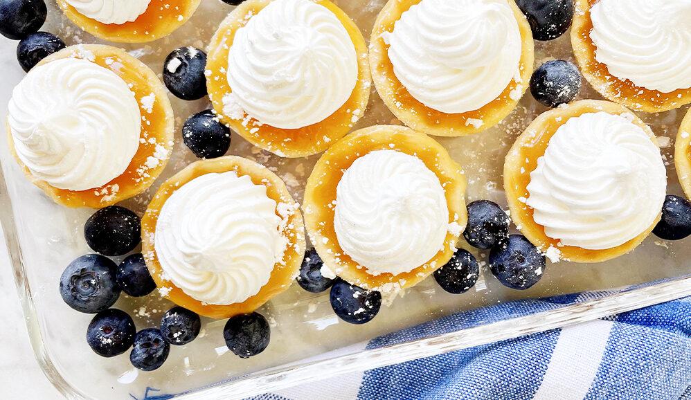 Photo of Lemon Meringue Pie Bites