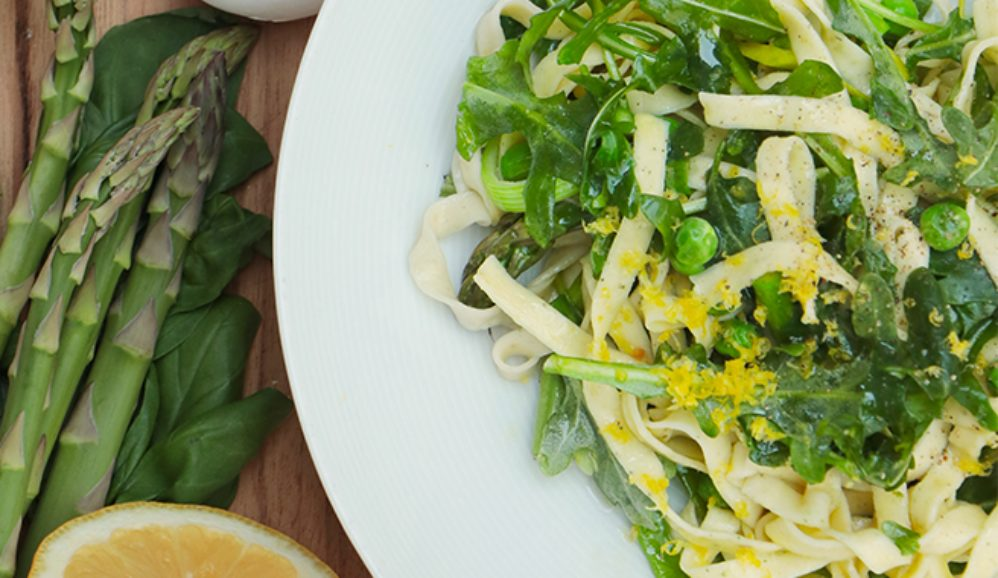 Fresh Herb Pappardelle