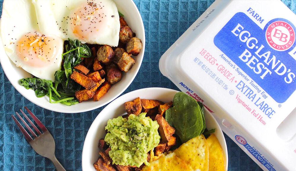 Photo of Sweet Potato Breakfast Bowl