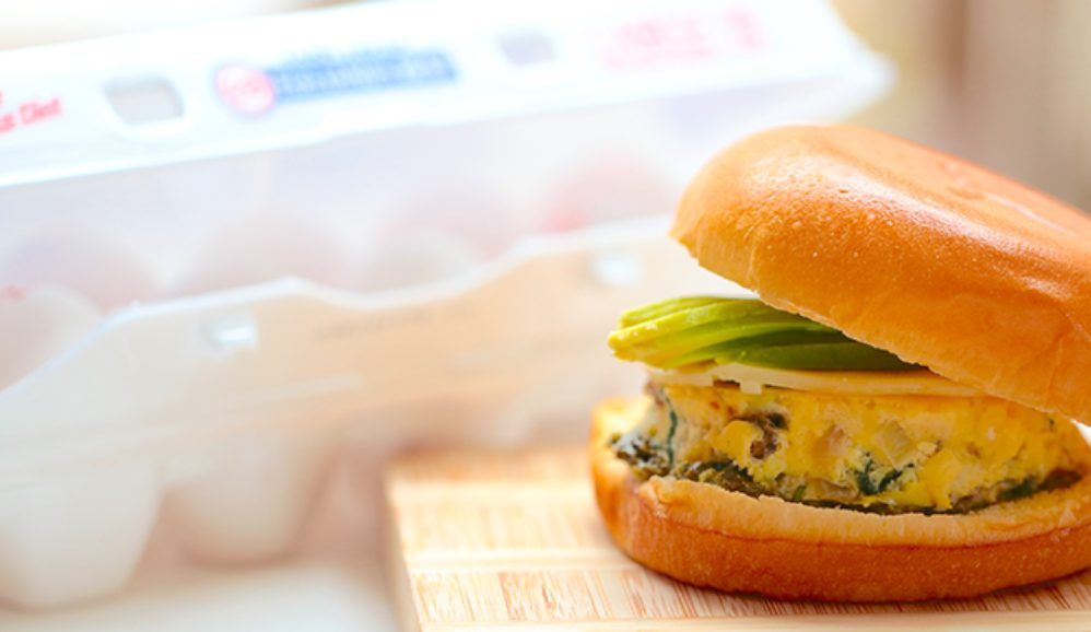 Photo of Frittata Sandwich