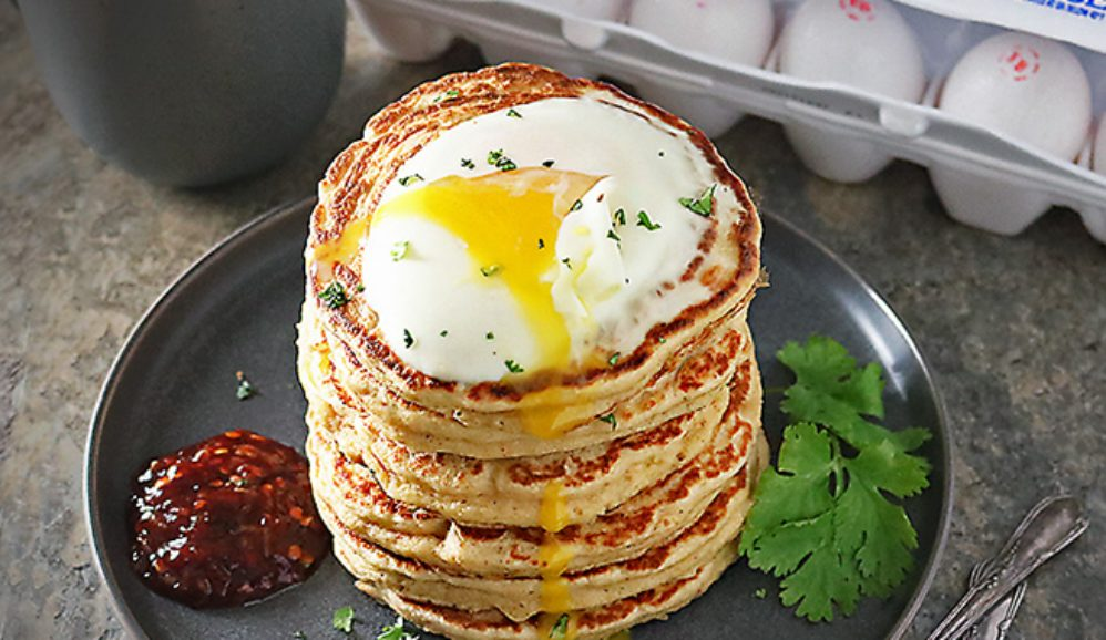 Oat Potato Pancakes