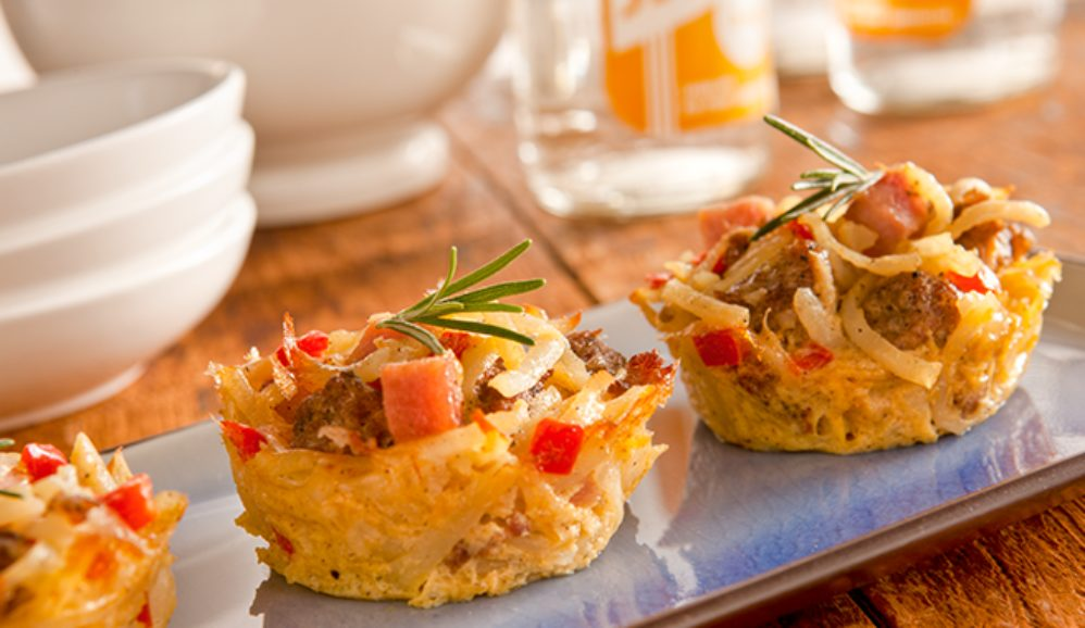 Mini Hash Brown Cups