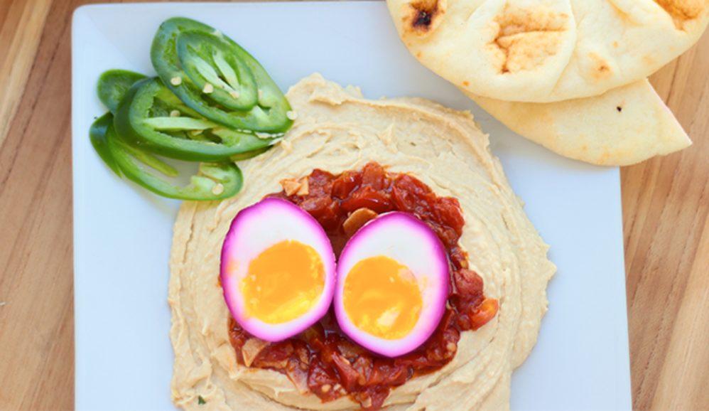 Hummus-shuka Bowl