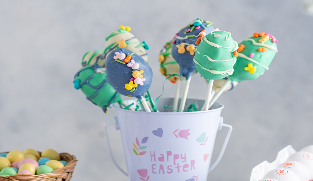 Photo of Easter Egg Pops