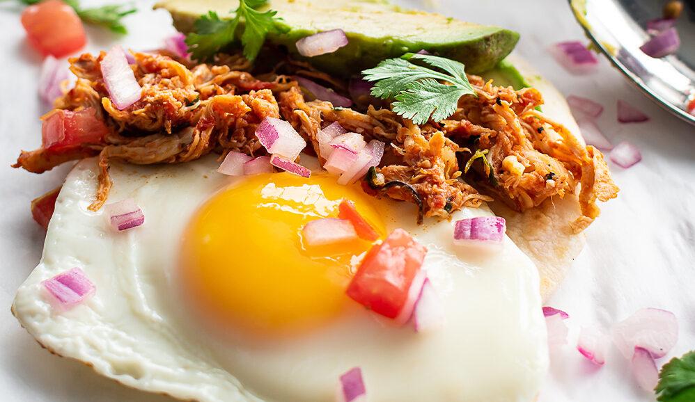 Photo of Fried Egg Tacos