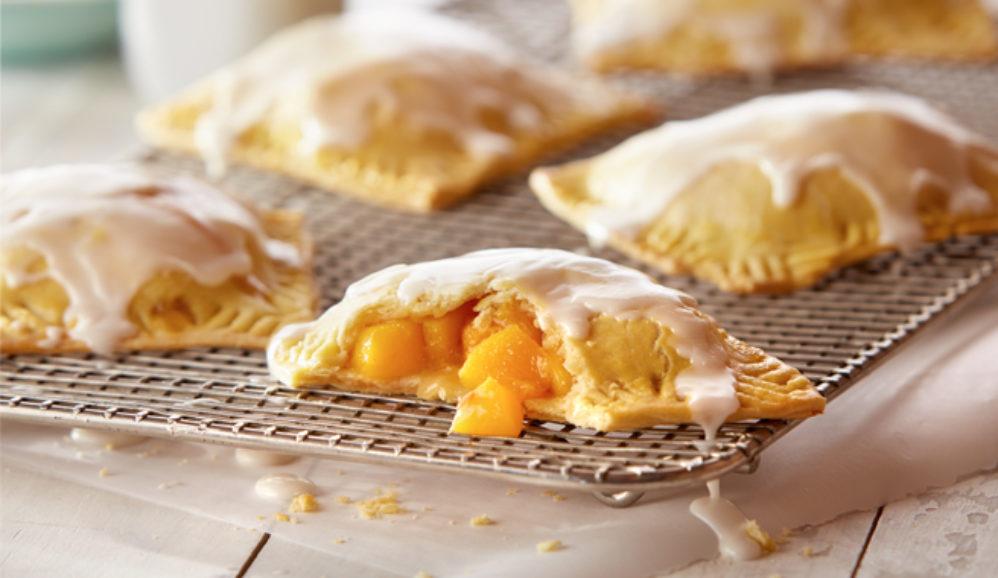 Bourbon Peach Mini Pies