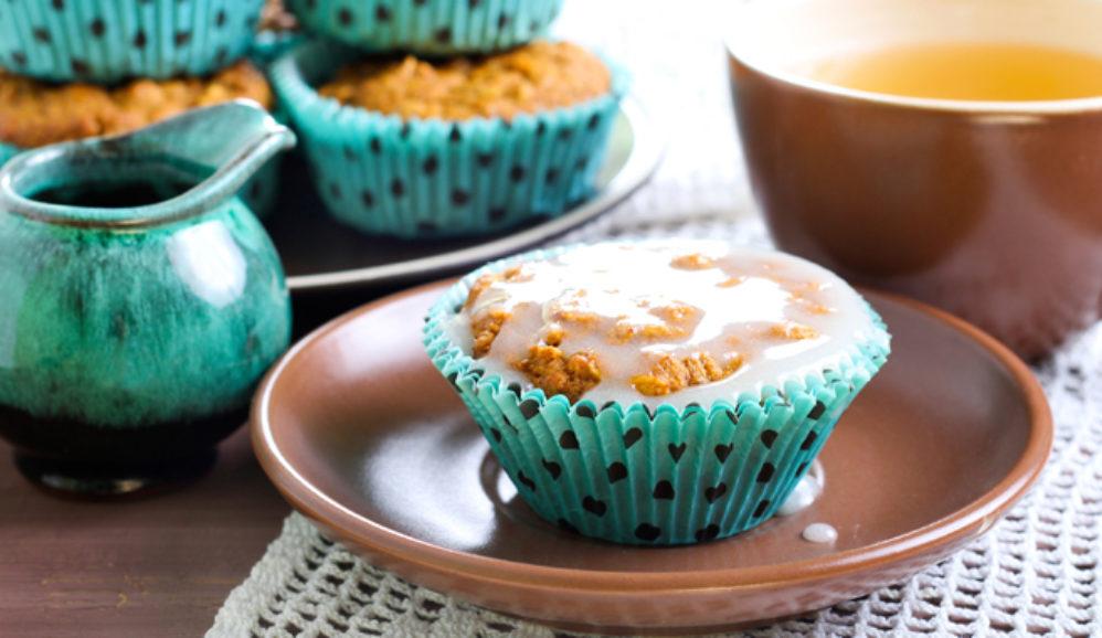 Photo of Cinnamon Pumpkin Protein Muffins