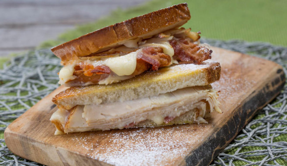 Photo of Cluckin Bacon Twisted Cristo