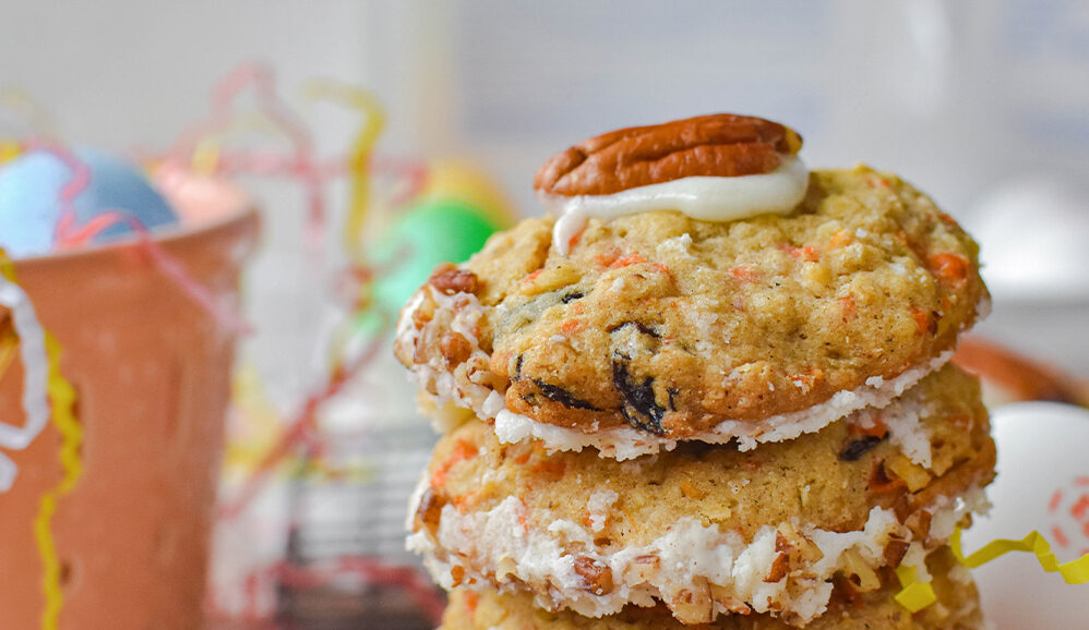 Photo of Carrot Cake Cookies