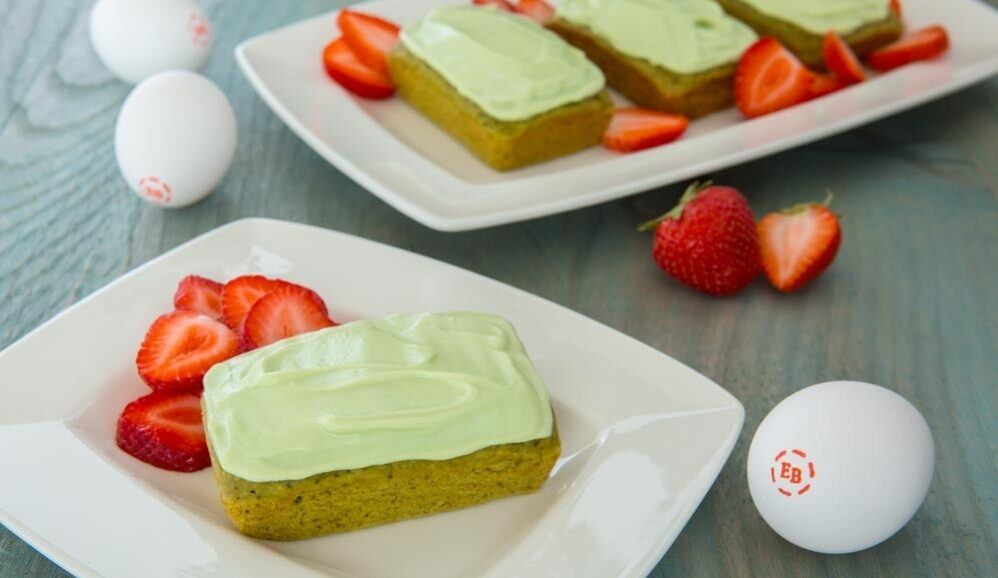 Matcha Mini Cakes