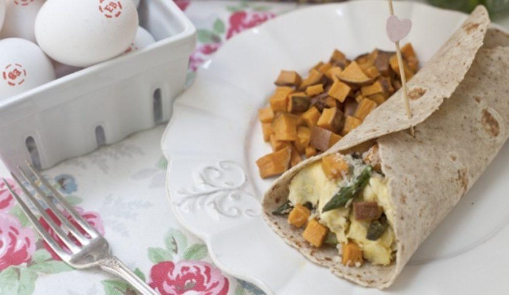 Hangover Breakfast Burrito