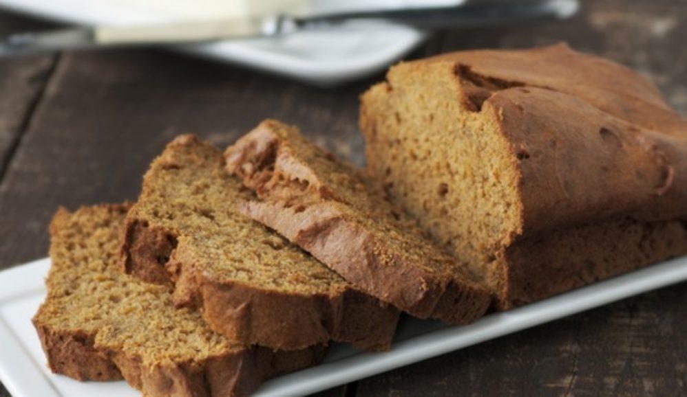 Photo of Heart Healthy Pumpkin Bread