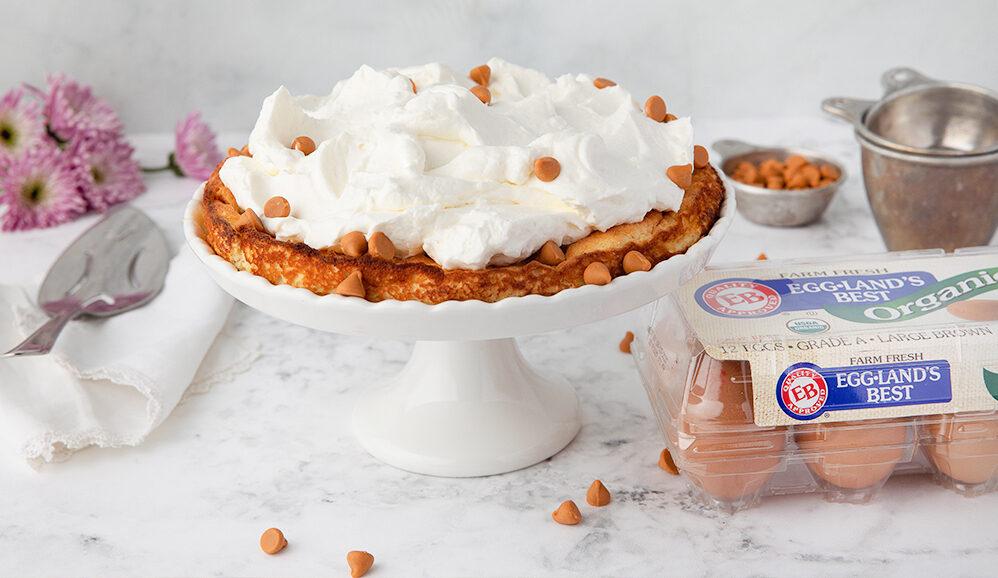 Photo of Butterscotch Meringue Cake