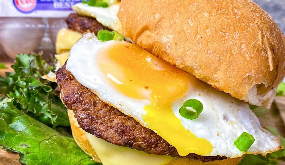 Photo of Longanisa & Fried Egg Sandwich