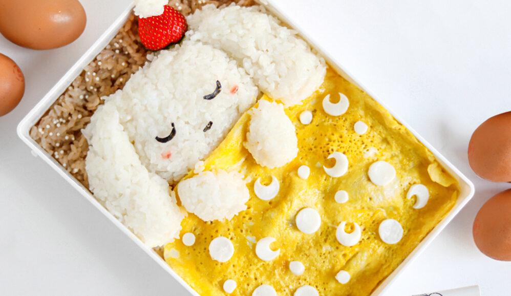 Photo of Bunny Bento Box