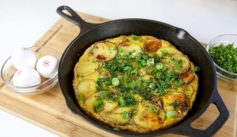 Photo of Spanish Tortilla