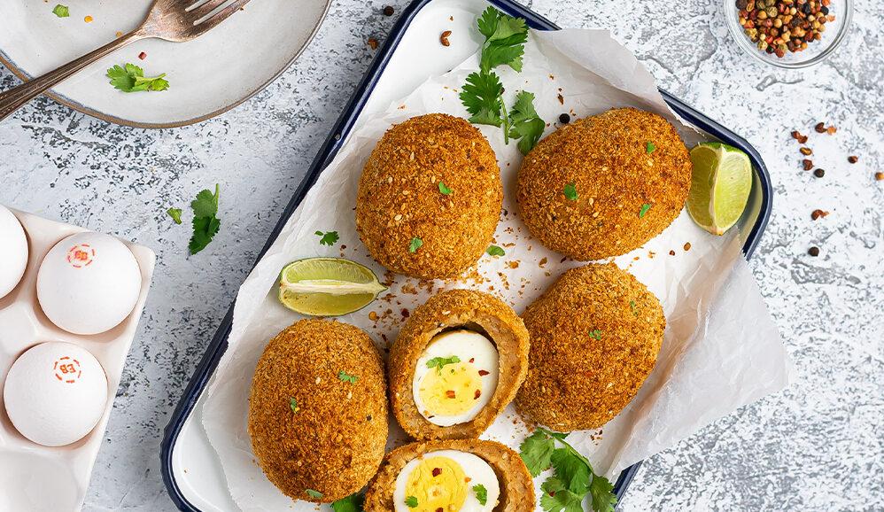 Photo of Potato Scotch Eggs