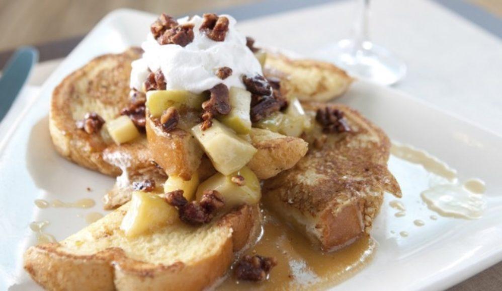 Photo of Pear & Vanilla French Toast Bake