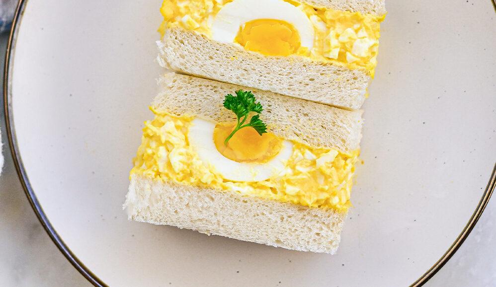 Photo of Japanese Egg Salad Sandwich