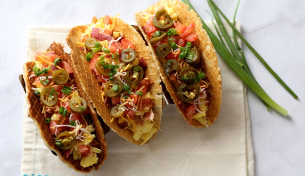 Taco Waffles